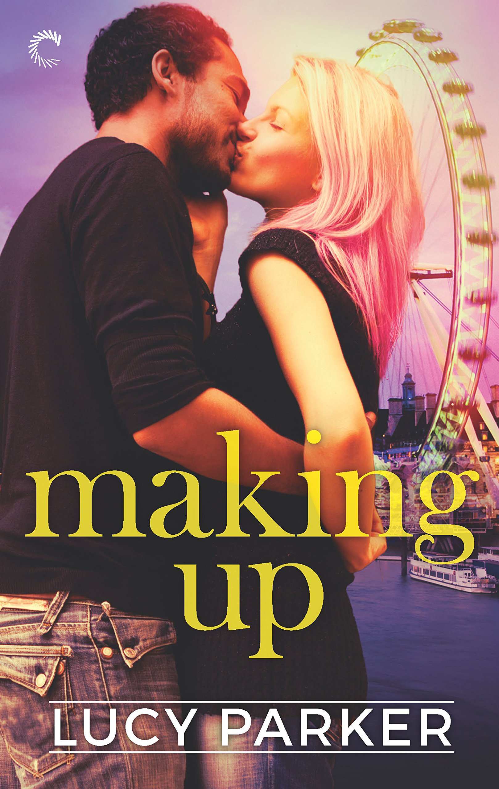 Making Up (London Celebrities, 3): Parker, Lucy: 9781335007056: Amazon.com:  Books