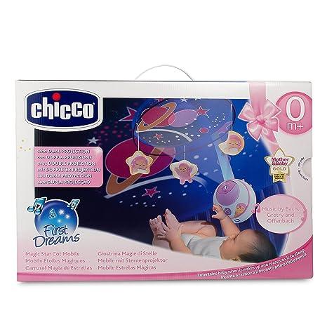 Chicco- Estrellas Mágicas Rosa, Color (00002429100000)