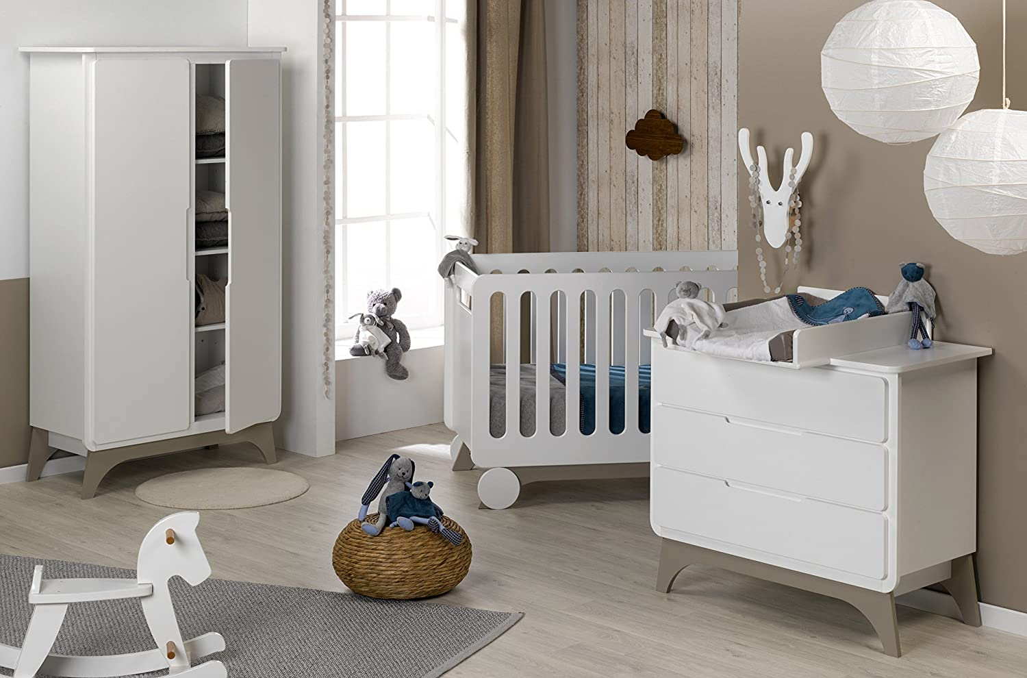 gnstige babyzimmer interesting babyzimmer komplett alpinwei mit brombeer buy now at httpswww. Black Bedroom Furniture Sets. Home Design Ideas