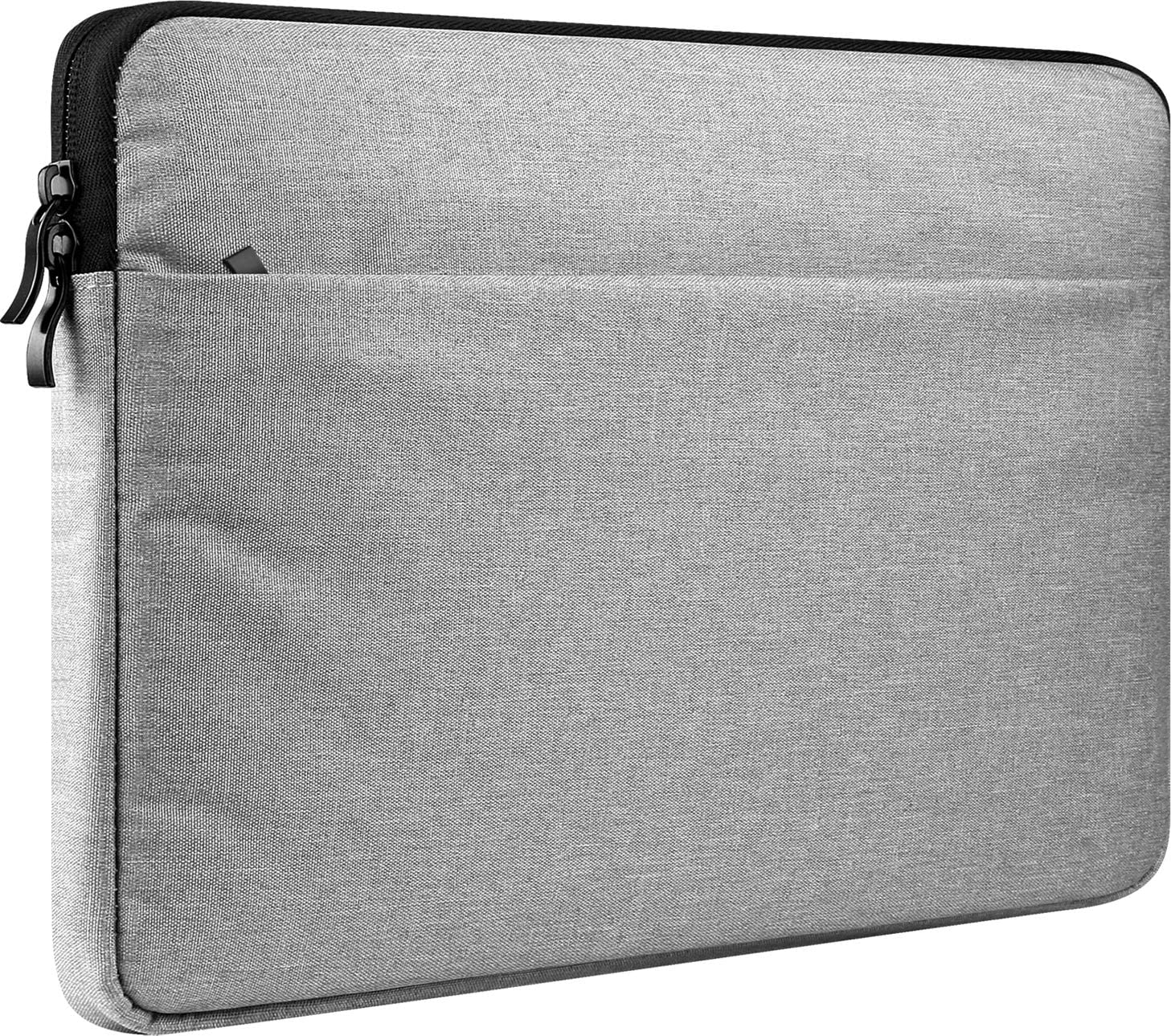 """CCPK 13-14 inch Laptop Sleeve Compatible for 13.3"""" MacBook Air A1466 A1369 Pro A1278 Retina A1425 A1502 Hp Spectre 13.5 Microsoft Surface Laptop 14"""" Dell Latitude 7490 Carrying Case Bag Grey"""