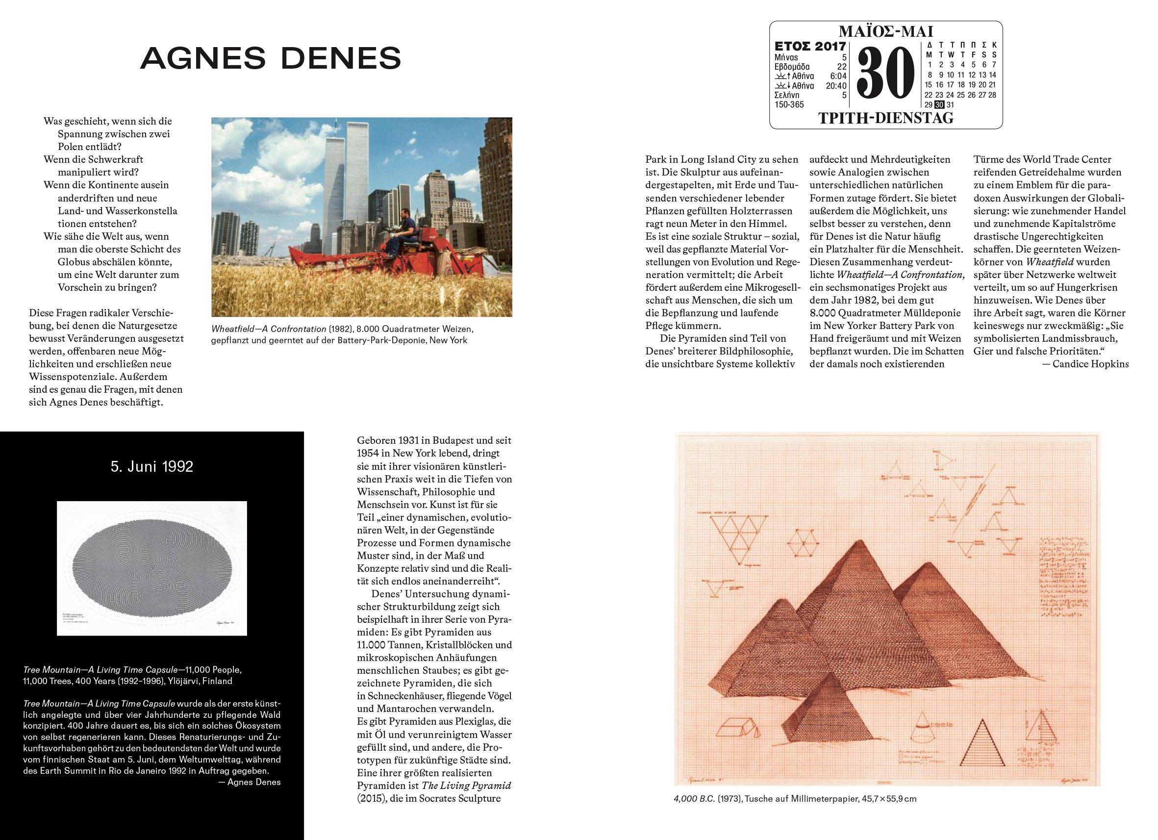 documenta 14 daybook deutsch