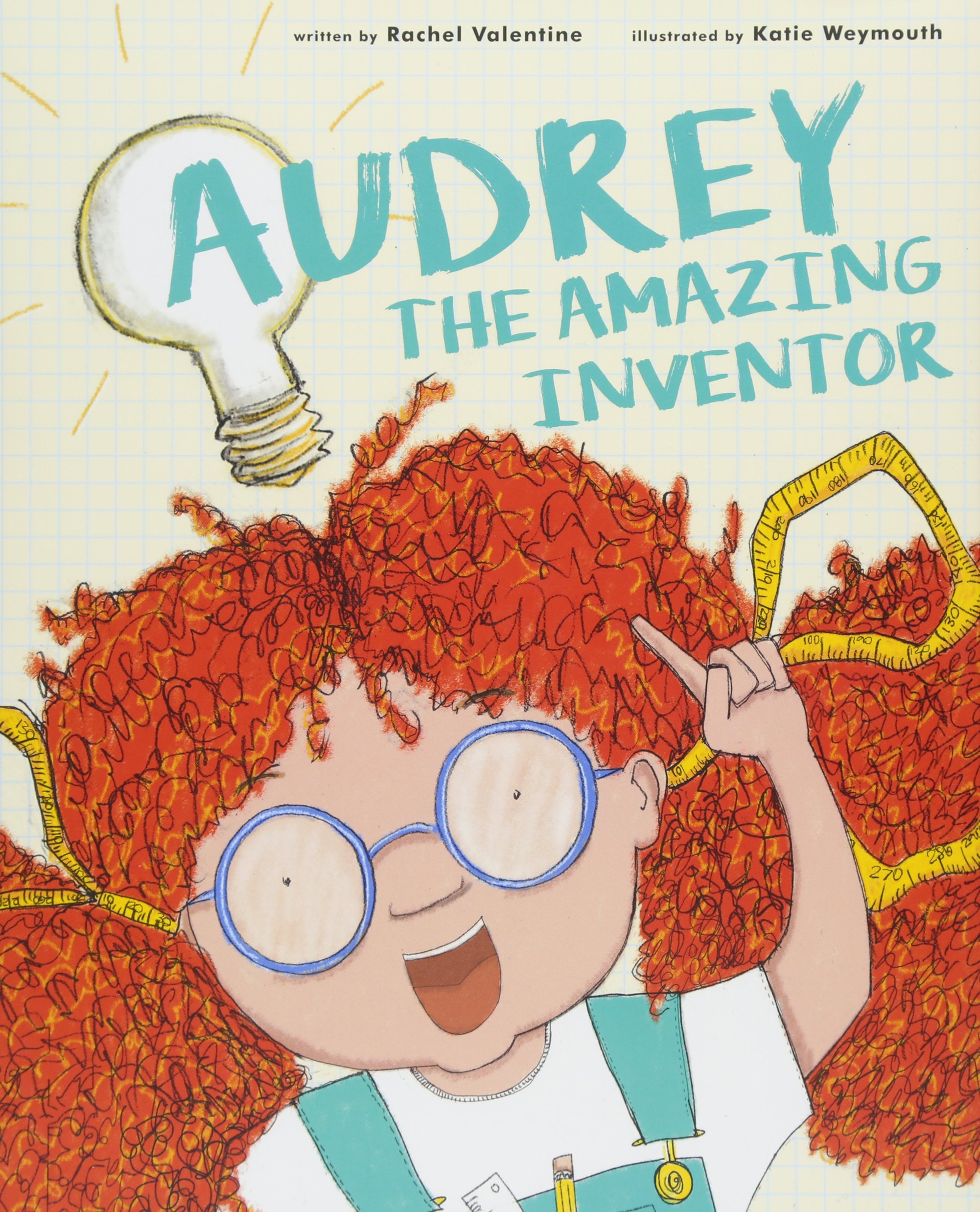 Download Audrey the Amazing Inventor pdf epub