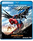 Spider-Man Homecoming [Blu-ray + Comic] [2017]