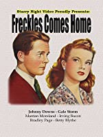 Freckles Comes Home