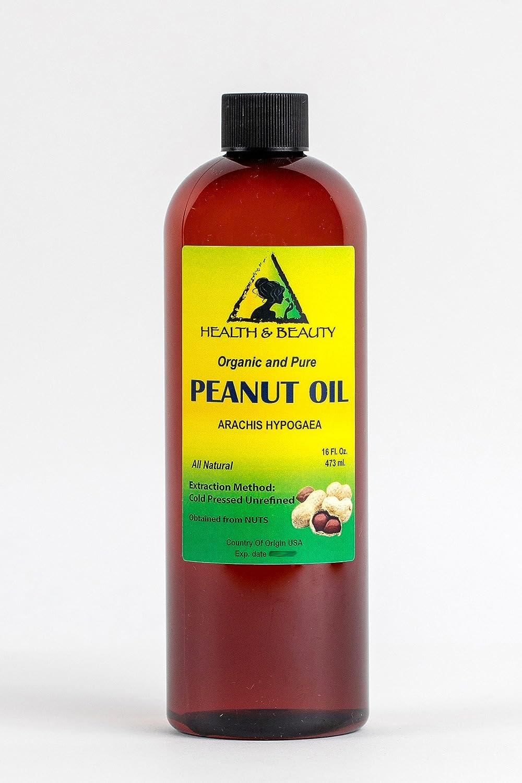 Oil, Peanut