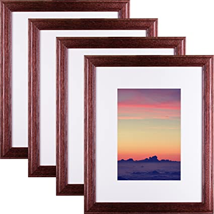 Amazon Craig Frames 2364ch Simple Hardwood Picture Frame With