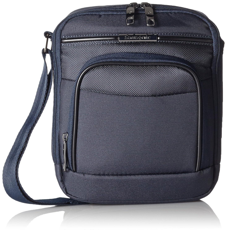 Samsonite Desklite Messenger Bags B01C8XW73Y schwarz L, 3 cm