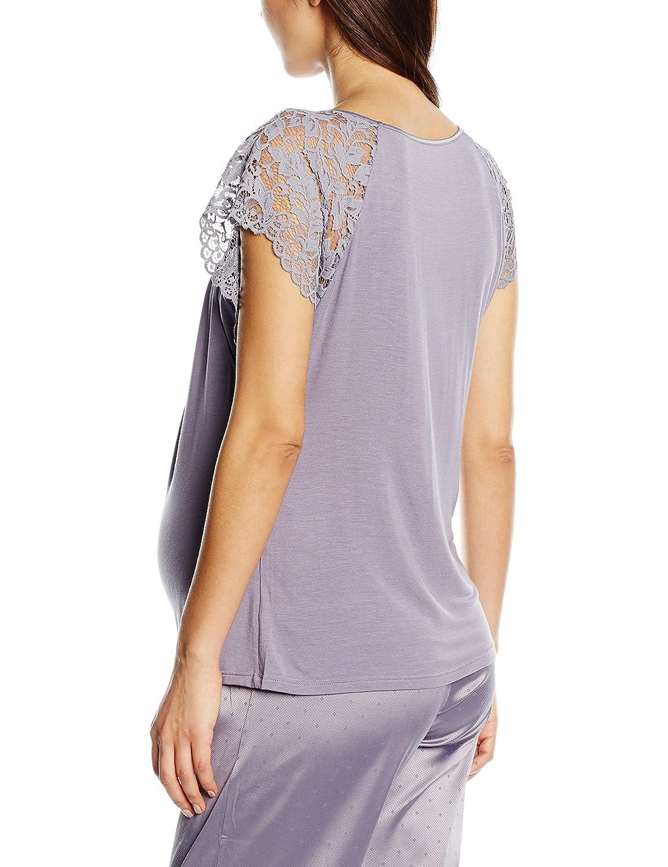 Cache Coeur Womens Sofia Maternity Pyjama Top