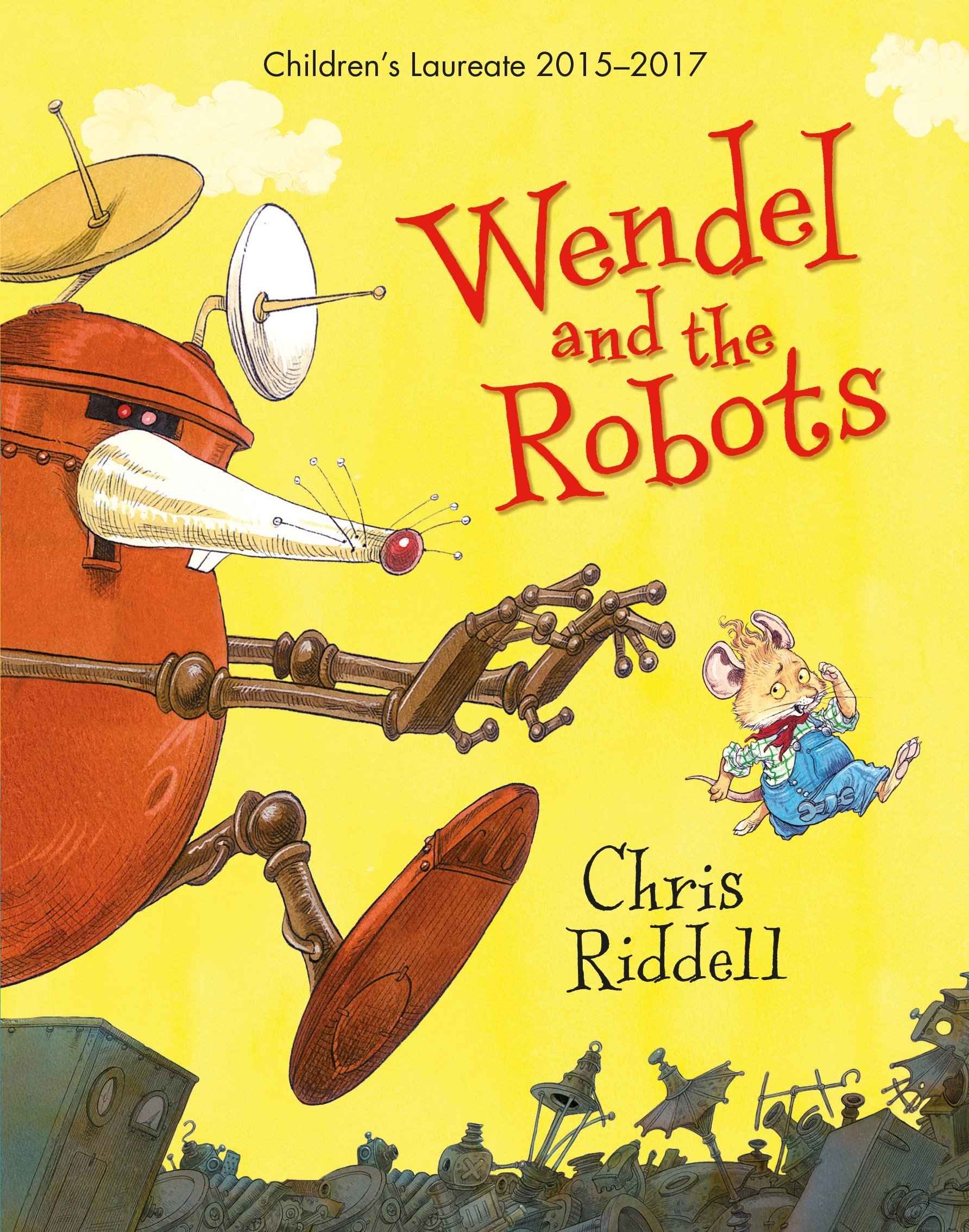 Read Online Wendel and the Robots pdf epub