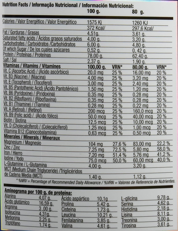 Quamtrax Whey Matrix Sabor Fresa - 2267 gr