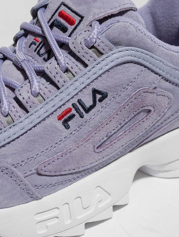 Fila Disruptor S Low WN's Sweet Lavender 101030470Q 101030470Q 101030470Q Turnschuhe 2e8645