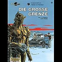 Valerian und Veronique 13: Die große Grenze (German Edition) book cover