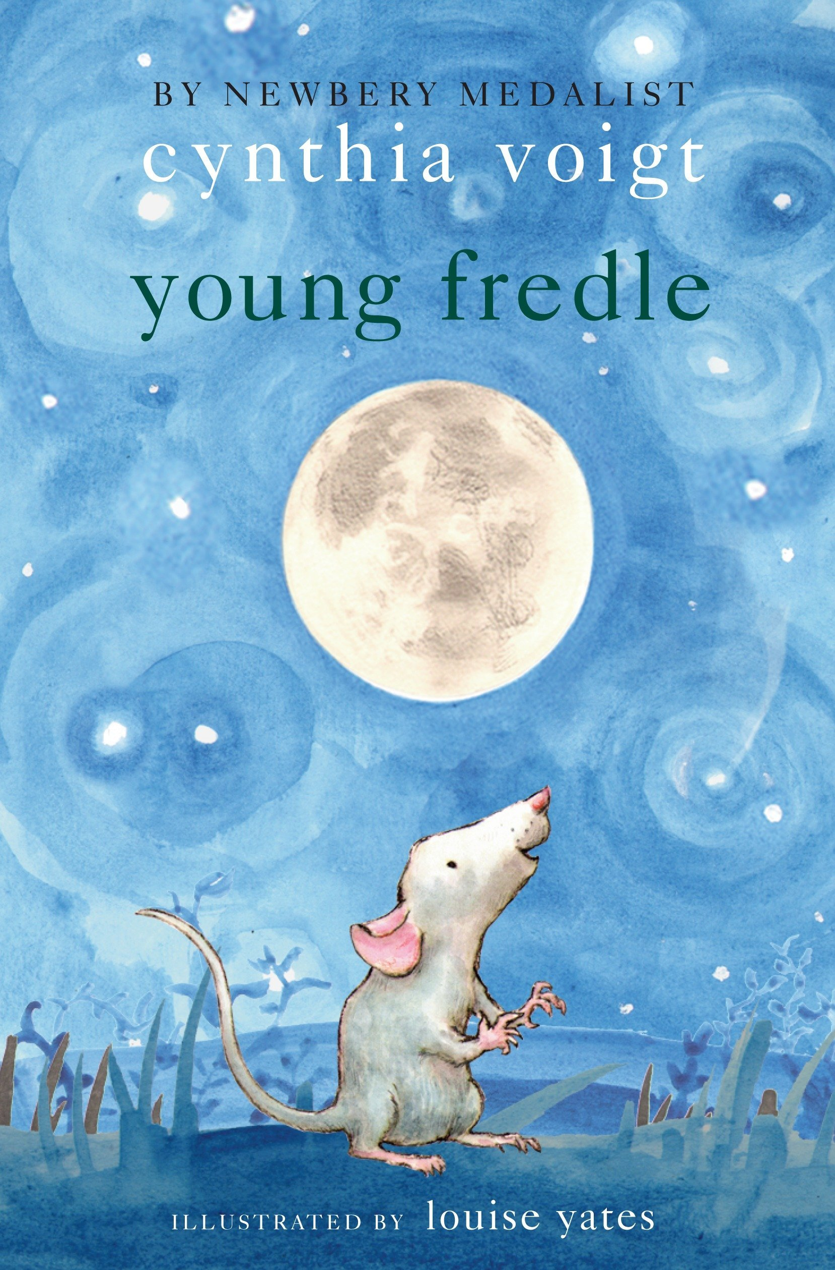 Young Fredle: Cynthia Voigt, Louise Yates: 9780375857874: Amazon.com: Books
