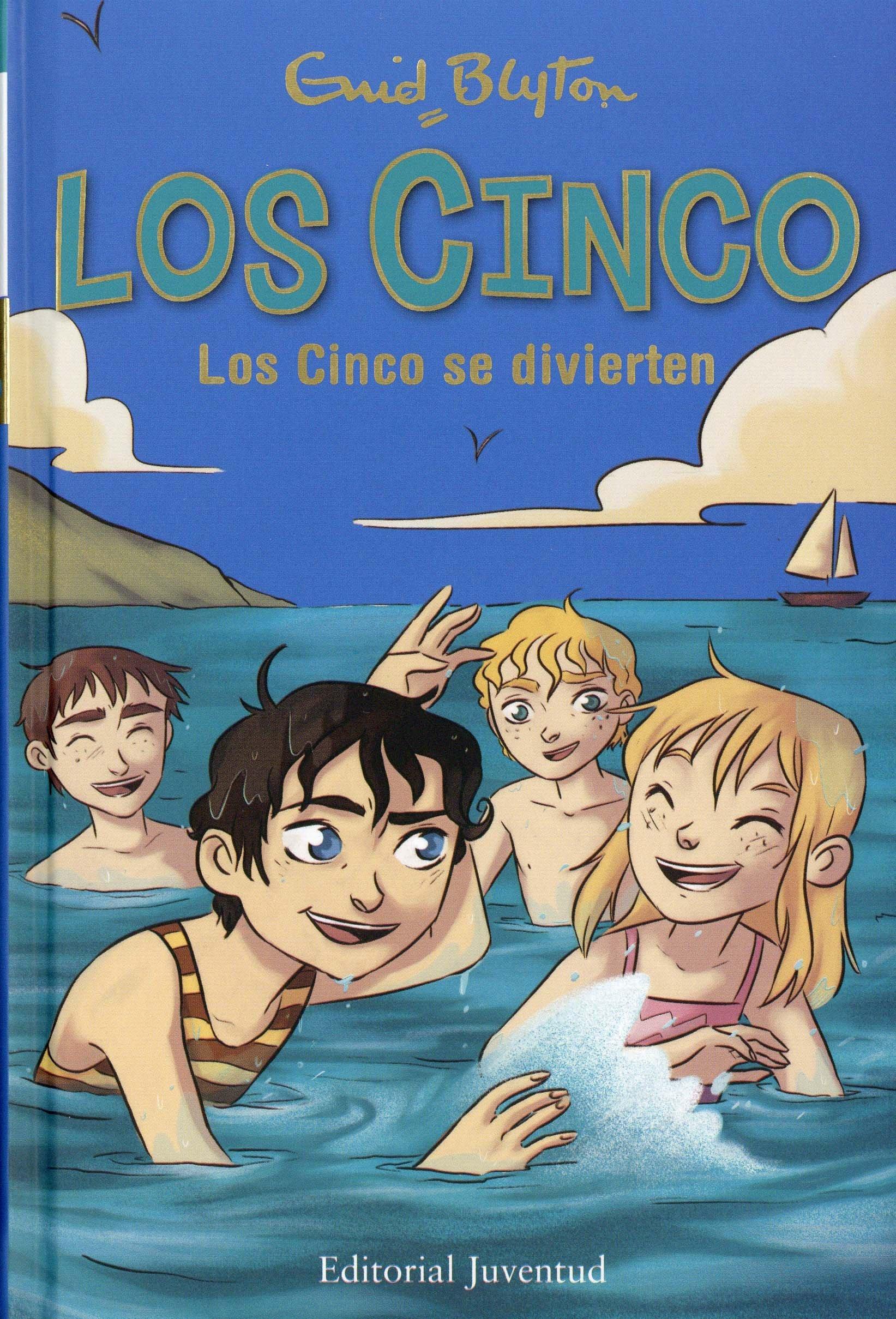 Download Los Cinco se divierten (Spanish Edition) ebook