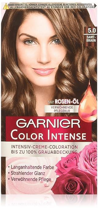Nummern von haarfarben