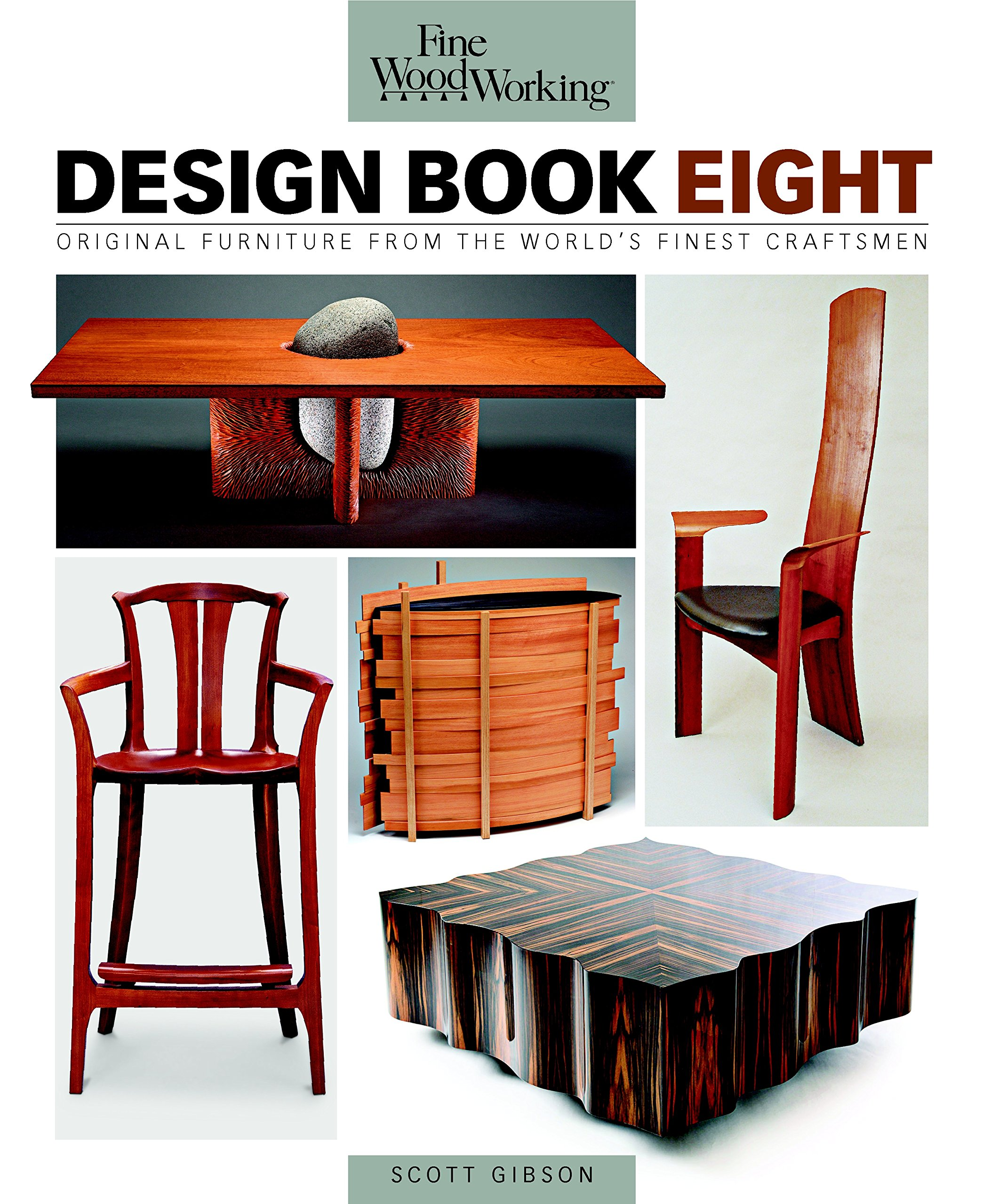 Fine Woodworking Design Book Eight Original Furniture From The