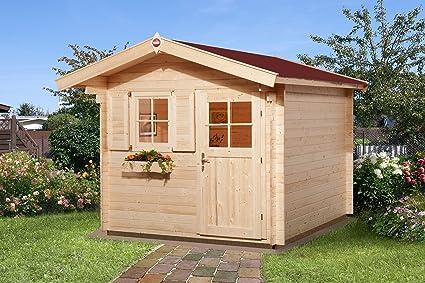 Weka Gartenhaus Premium28 Ft 250 X 300 V60 Amazon De Garten