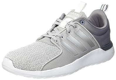 adidas Damen Cloudfoam Lite Racer W Sneaker Low Hals, Blau