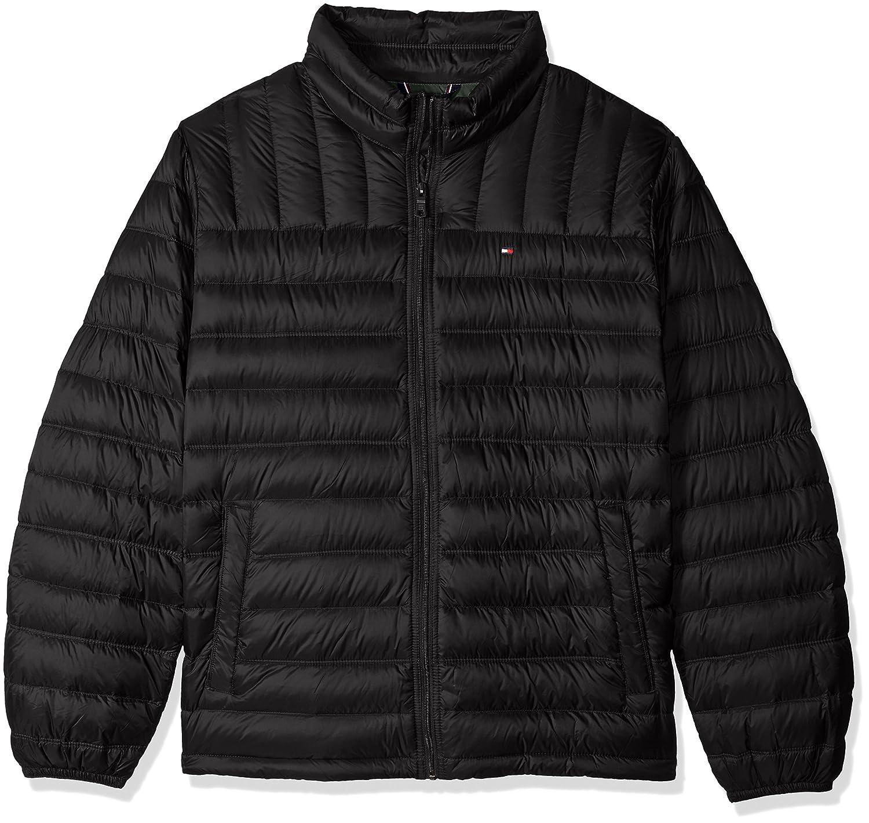 Tommy Hilfiger OUTERWEAR メンズ B01LR9CWQC 2X Big|ブラック ブラック 2X Big