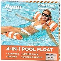 Aqua 4-in-1 Monterey Pool Hammock & Float, 50% Thicker