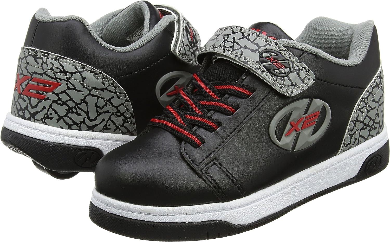 Heelys X2 Dual Up Chaussures de Tennis gar/çon