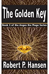 The Golden Key (Angus the Mage Book 3) Kindle Edition
