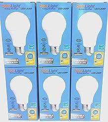 Opto LED Light Bulbs A19, 10 Watt (60-Watt Equivalent) LED Lights