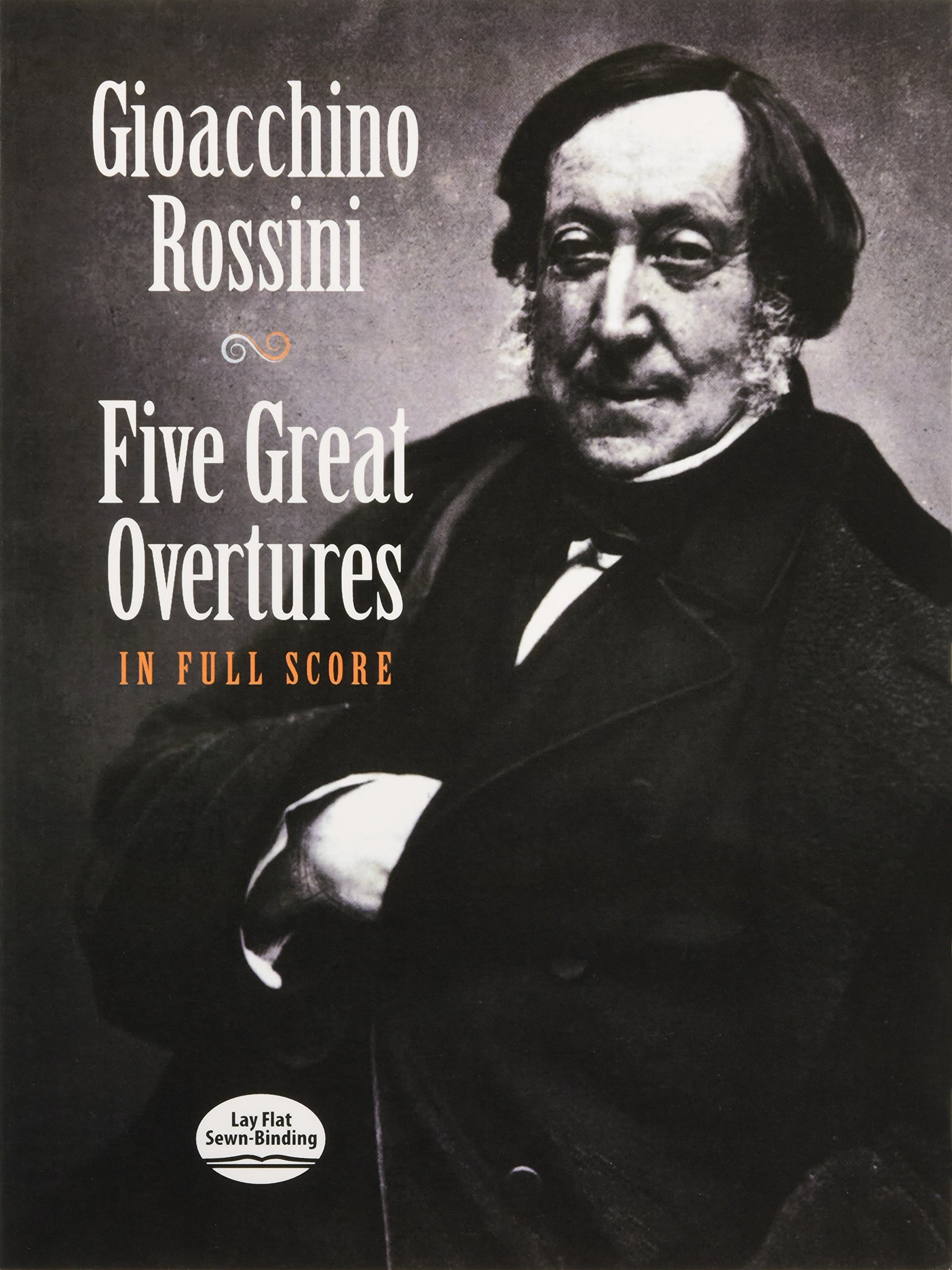 Five Great Overtures in Full Score (Dover Music Scores) pdf
