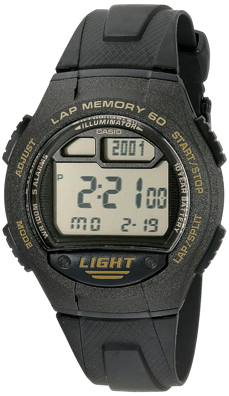 Amazon.com: Casio Mens W734-9AV Classic Digital Sport Watch: Casio: Watches