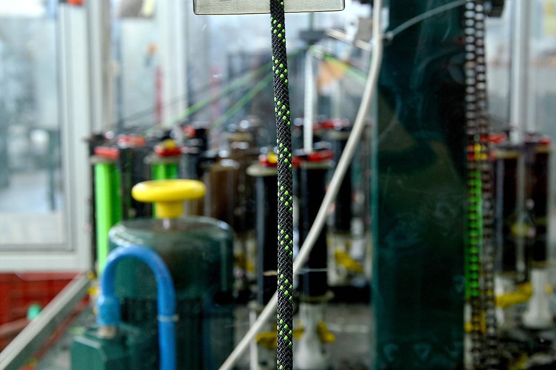 Colore Nero 100 Metri Diametro 1,5 mm Corderie Italiane Sagola per Fucili da Sub in Poliestere Alta tenacità