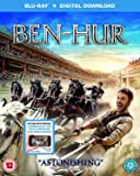 Ben Hur (Blu-ray + Digital Download) [Region Free]