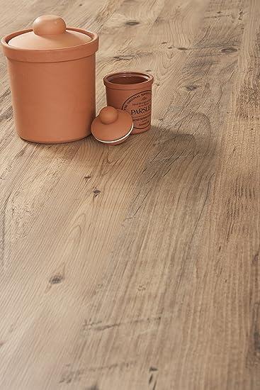 WORKTOPEXPRESS Rustikales Holz   Resopal Küchenarbeitsplatten (Umleimer  1.32m × 40mm × 0.6mm): Amazon.de: Küche U0026 Haushalt