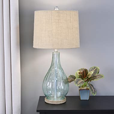Décor Therapy TL17215 Table lamp, Blue