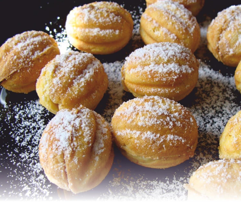 LeGro , 491831 , Appareil à plaque chauffante pour 12 biscuit en forme de  noix