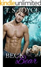 Beck Bear (Daughters of Beasts Book 2)