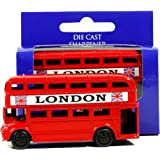 Unique Diecast Metal London British Bus Pencil Route Master / Routemaster / Red Bus Sharpener, a Truly Collectible Souvenir!  Souvenir / Speicher / Memoria!  Sweet, Charming British UK Collectible Pencil Sharpener Model Bus! A Memorable London Souvenir!  Taille-Crayon / Bleistiftspitzer / Temperamatita / Sacapuntas!