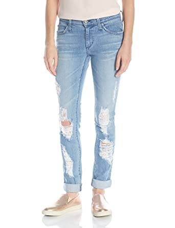 Outlet Latest Outlet With Credit Card Womens Neo Beau Boyfriend Jeans James Jeans Cheap Sale With Mastercard D4YTIfapZr
