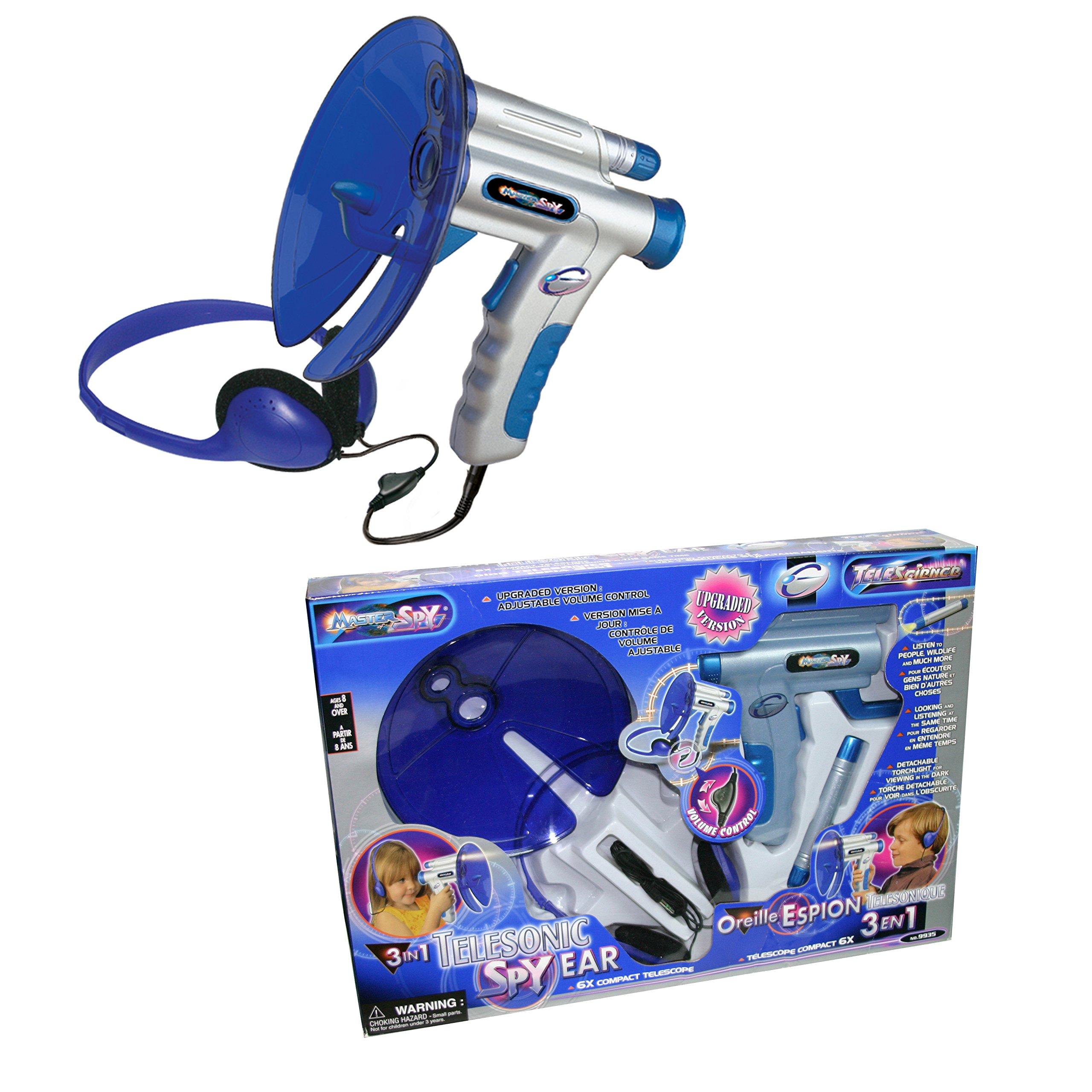 Eastcolight 3-in-1 Spy Ear