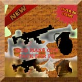 best seller today mod many guns pack for pe