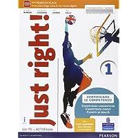 Just right! Ediz. activebook. Con e-book. Con espansione online. Per la Scuola media: 1