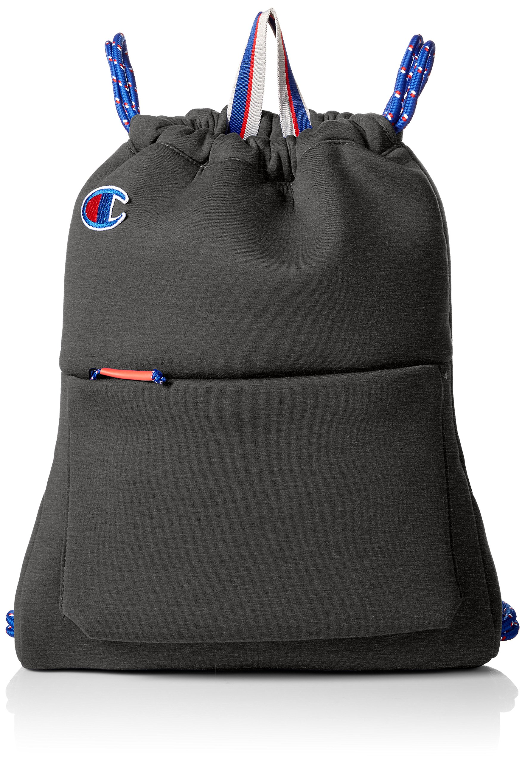 Champion Men's Attribute Gym Sack, Dark Grey, OS