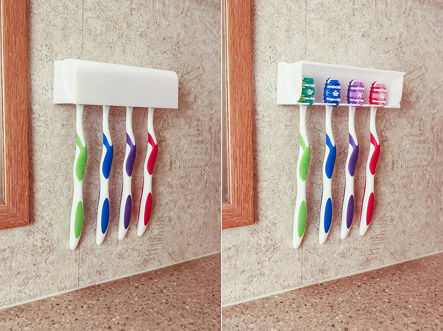 Toothbrush Holder Ideas Bathroom Organization Medicine Cabinets