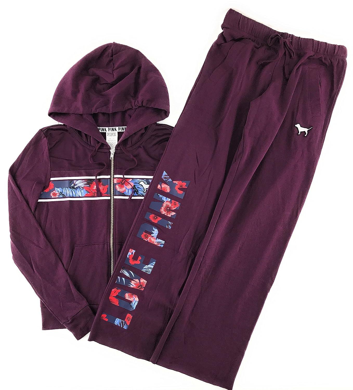 newest 7f79e a3b87 Victoria's Secret PINK Hoodie and Sweat Pants Set