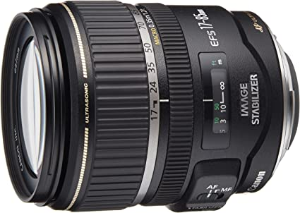 Canon Ef S 17 85mm F 4 0 5 6 Is Usm Lens Camera Photo