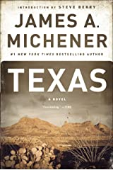 Texas: A Novel Kindle Edition