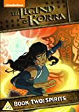 Legend Of Korra: Book Two - Spirits (Volumes 1 & 2) [Edizione: Regno Unito] [Import anglais]