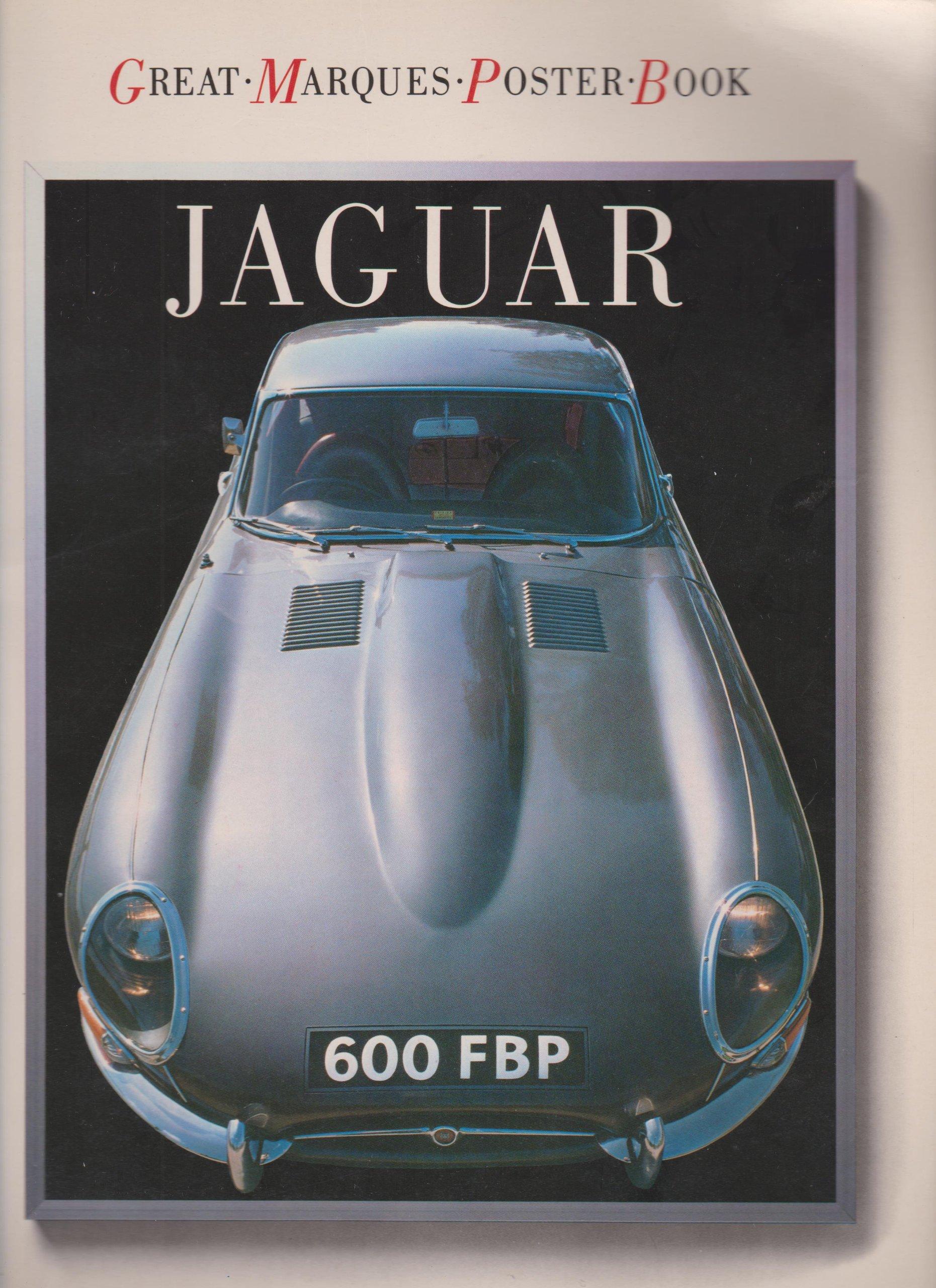 Jaguar Great Marques Poster Book