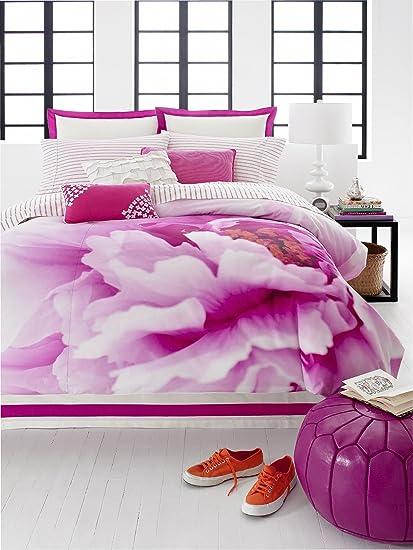 Teen Vogue Flower Girl Twin Comforter Set