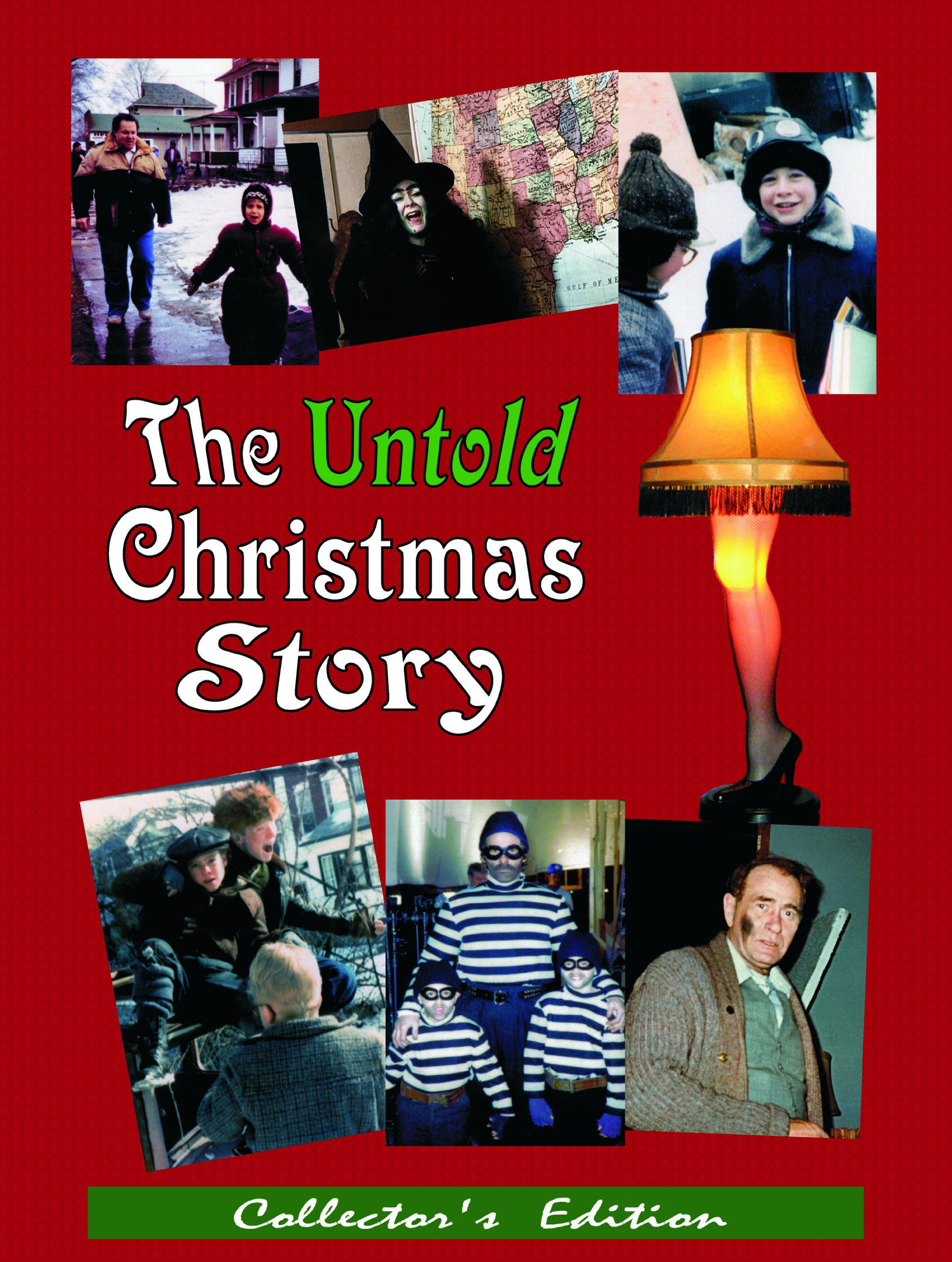 The Untold Christmas Story by Monarch