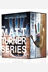 The Matt Turner Series Boxed Set: Books 1 - 3 Kindle Edition